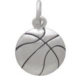 Duncan's Basketball Charm