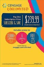Cengage Unlimited 24 months