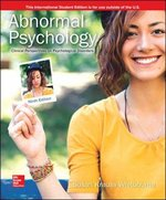 Abnormal Psychology - Loose Leaf. This book can only be purchased if the student is currently enrolled in the Inclusive Access Program.