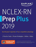 NCLEX-RN Prep 2019:Practice Tests and Proven Strategies