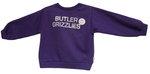 Third Street Purple Toddler Crew