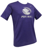 "T - Branded Nike Youth Dri-Fit SS. ""Football"""