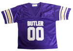 Youth - Third Street Purple Football Tee
