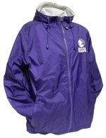 Collegiate Trends Purple Performer Jacket