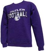 SS - Crew football sweatshirt