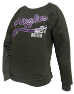 SS - CI Sport Ladies Heather Crew