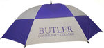 Storm Duds Purple/White Golf Umbrella #6400