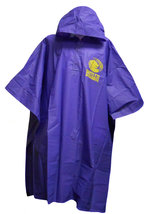 Storm Duds Butler Grizzlies logo Poncho Pac w/case