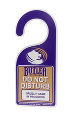 Collegiate Custom Signs Door Hanger