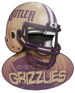 "Spazz Monkey/ MST Sports Imaging 24"" Helmet 3D Wall Design"