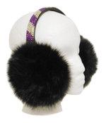Spirit Product Foxyware Ear Muffs w/Bling Headband