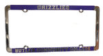 Spirit Products Thin Rim Polished Crome Metal Frame