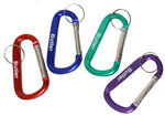 Spirit Products Butler Key Tag Carabiner (Assorted Colors)