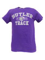 T -T- Camp David Purple Track T-Shirt