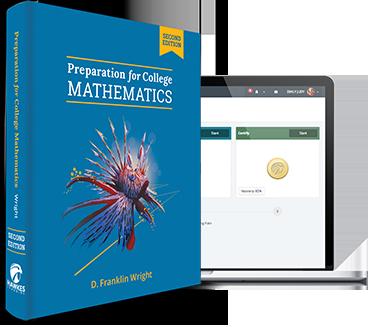 Preparation For College Mathematics Courseware Ebook